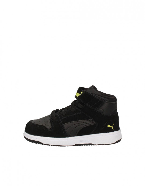PUMA Rebound LayUp High Black
