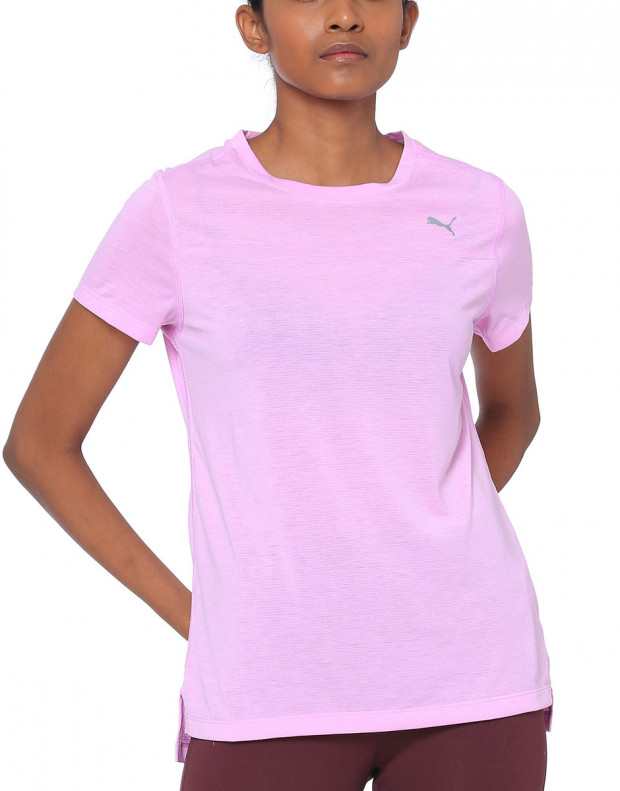 PUMA S/S Tee Orchid