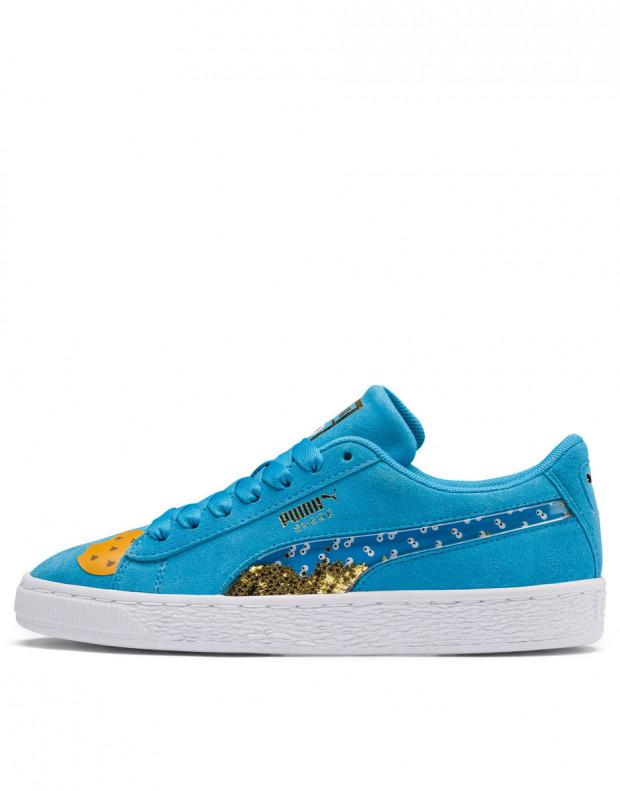 PUMA Sesame Street 50 Suede Blue
