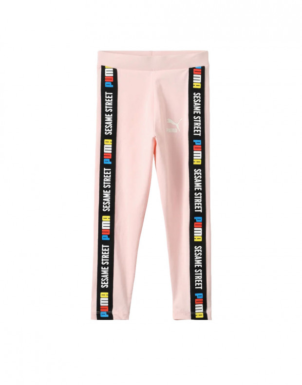 PUMA Sesame Street Leggings Pink