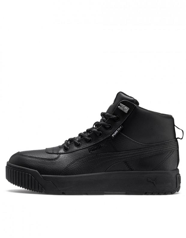 PUMA Tarrenz Pure-Tex Sneaker Boots All Black