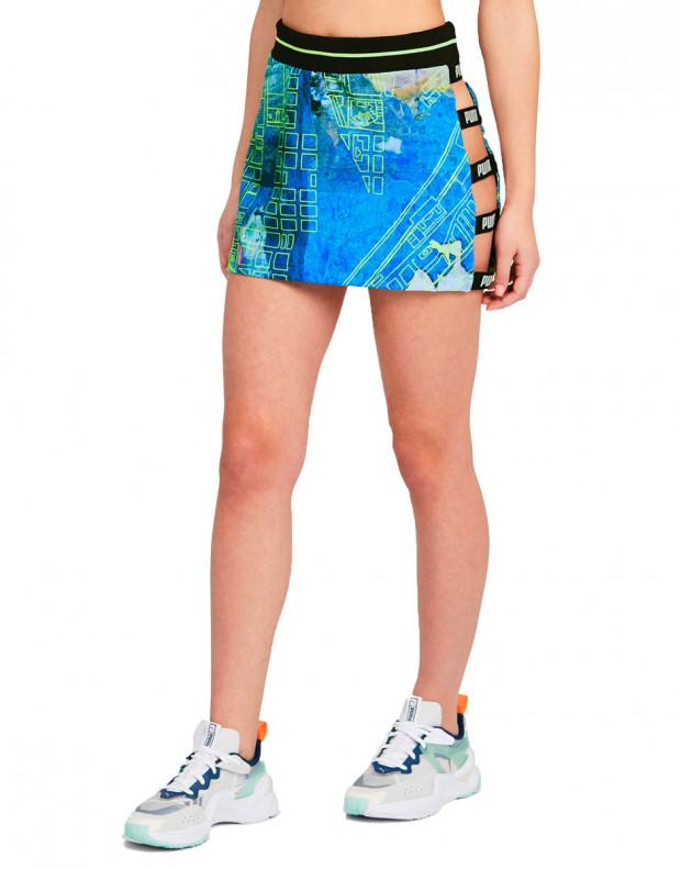 PUMA X Central Saint Martins Csm Aop Skirt