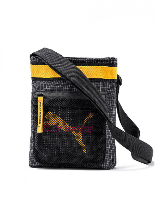 PUMA X Helly Hansen Portable Bag Black