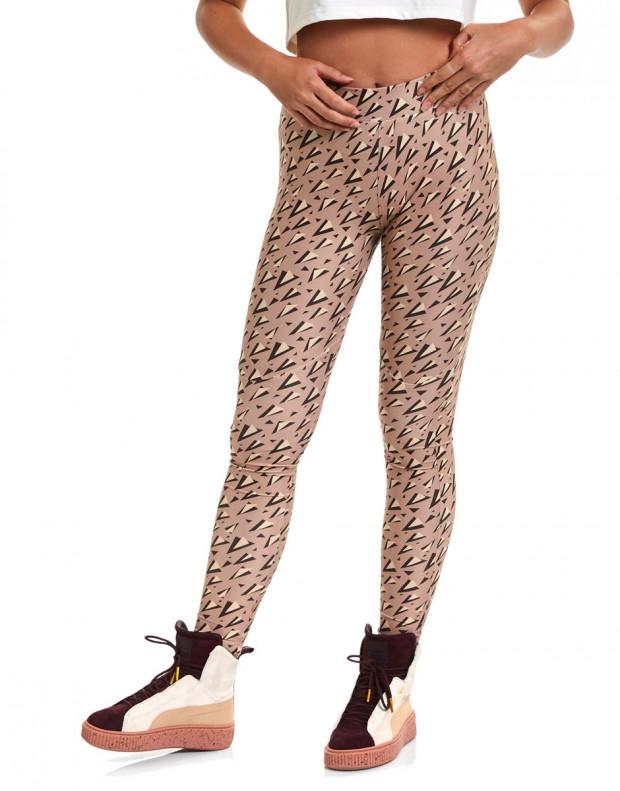 PUMA X Naturel Leggings Brown