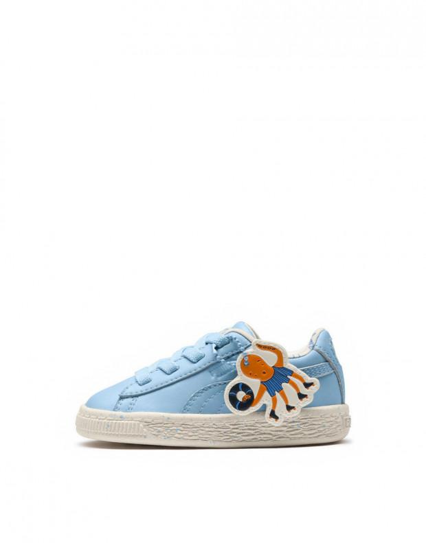 PUMA X Tc Basket Speckle Blue