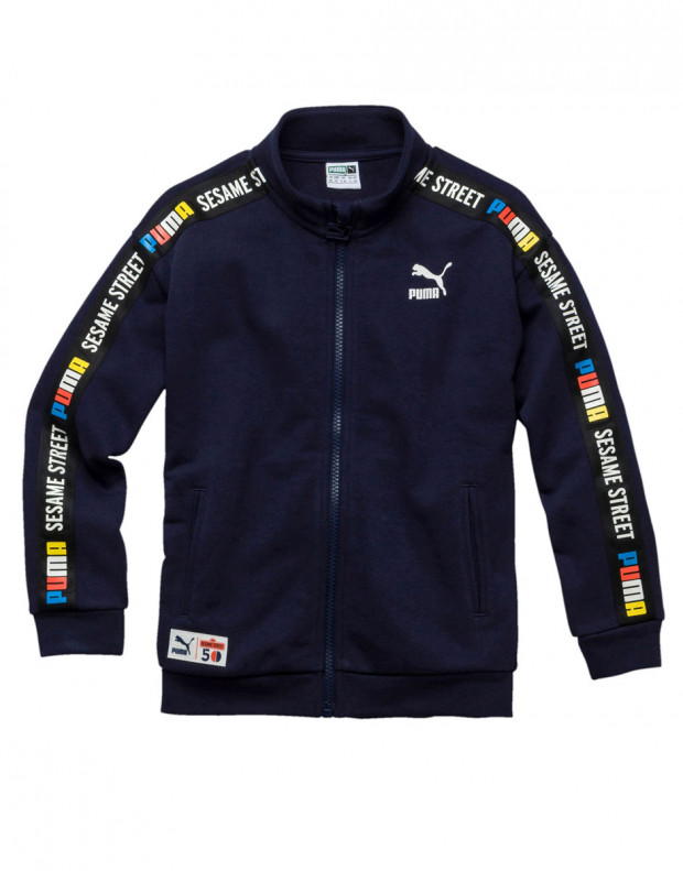 PUMA Sesame Street Track Jacket Navy