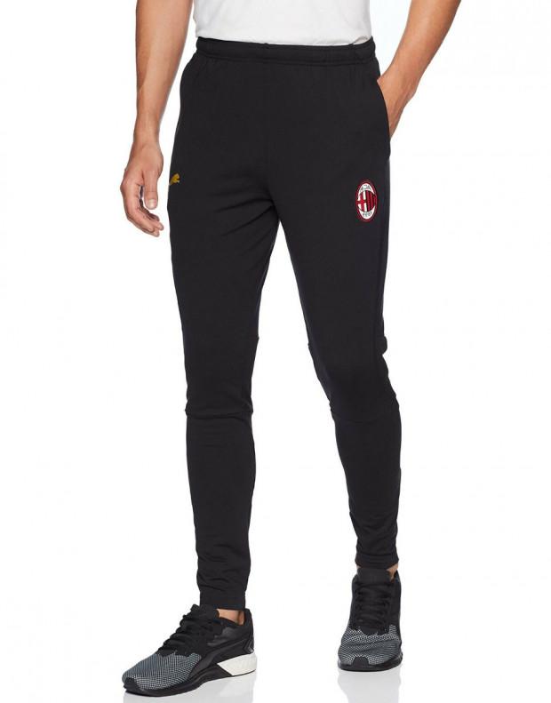 PUMA AC Milan Training Pants Zipped Pocket