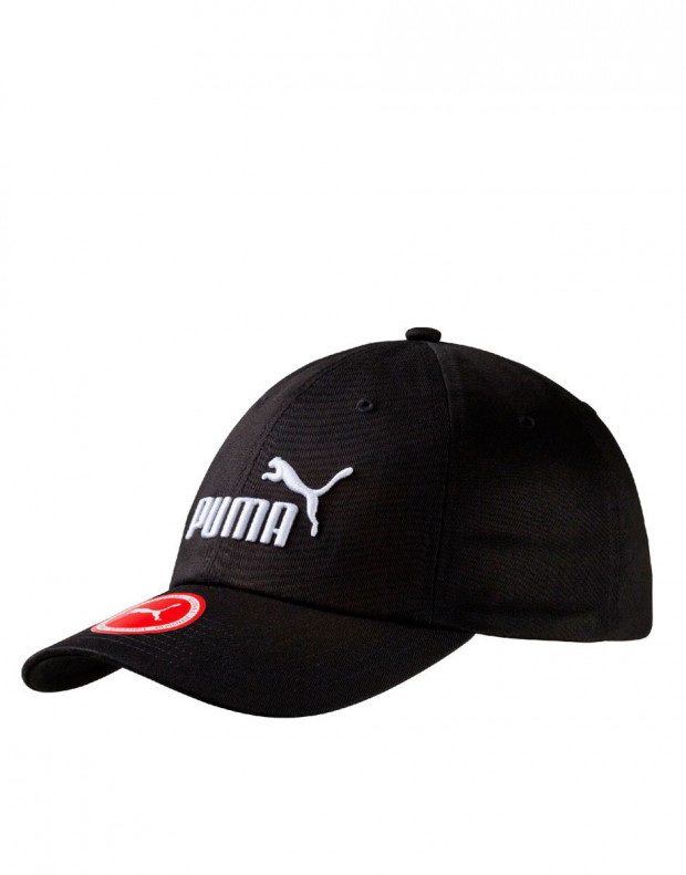 PUMA ESS Cap No1 Black