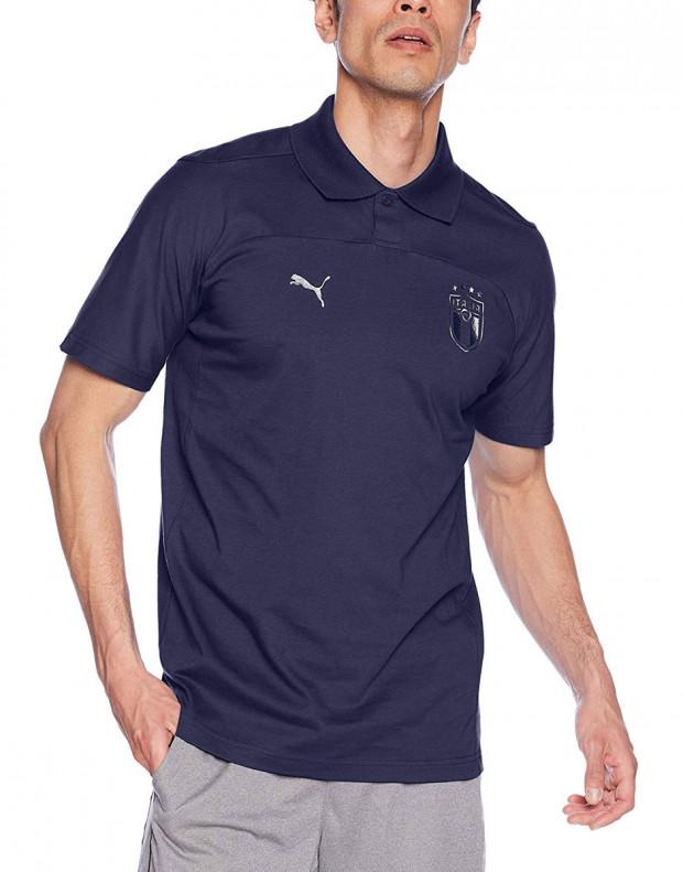 PUMA FIGC Azzurri Polo Shirt