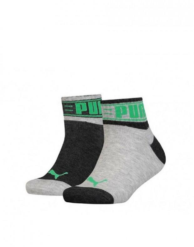 PUMA Kids Quater Soft Cotton Socks Sports GG