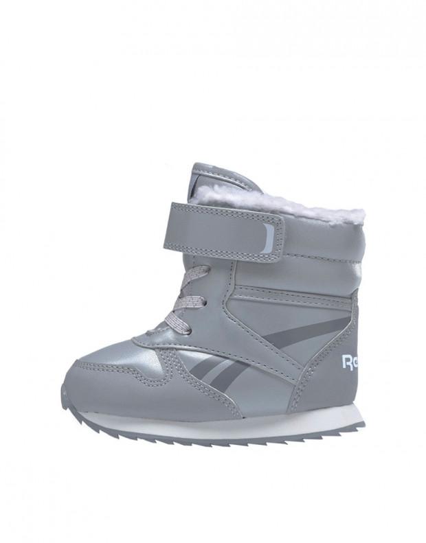 REEBOK CL Snow Jogger Silver