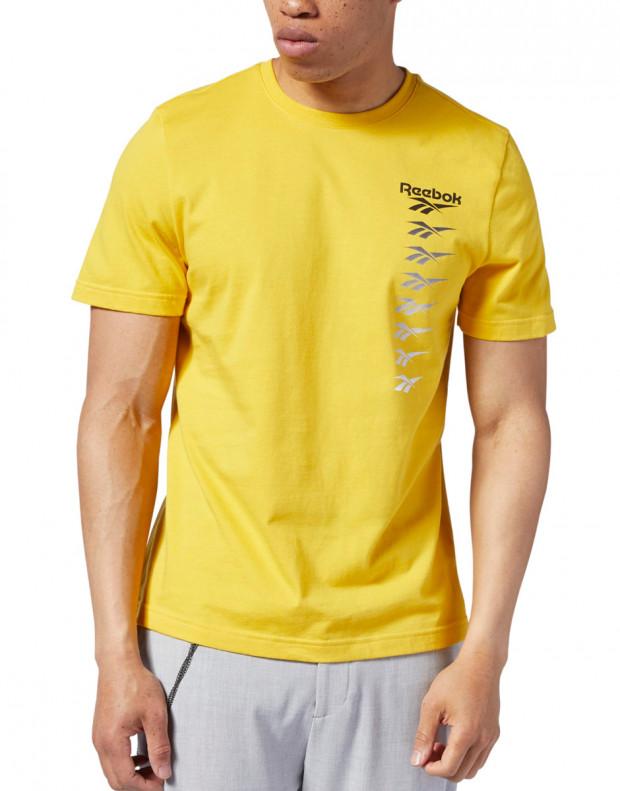REEBOK Classics Vector Tee Yellow