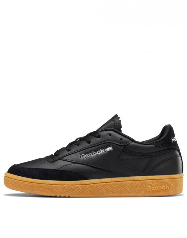 REEBOK Club C 85 Shoes Black