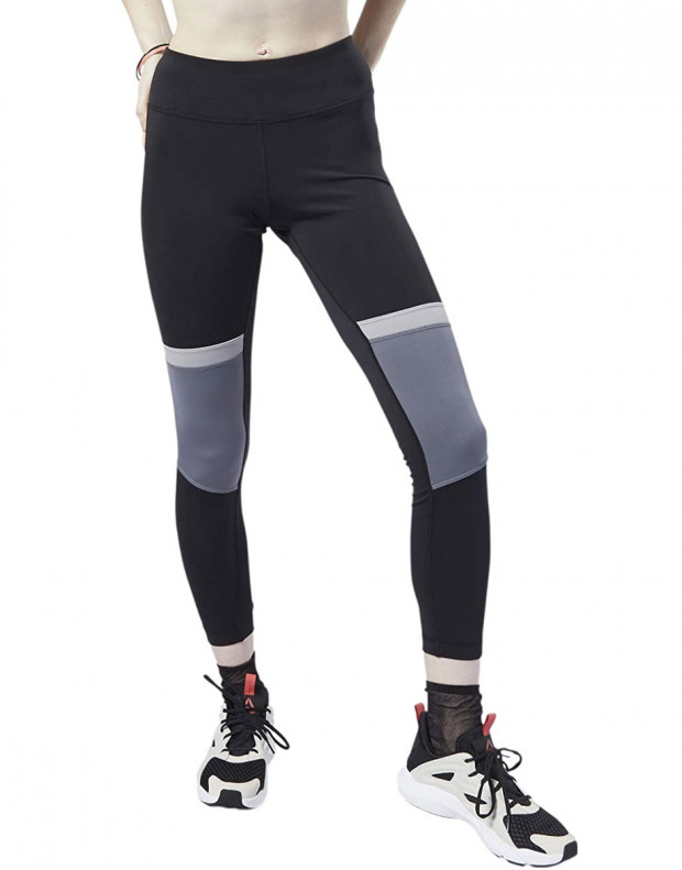 REEBOK Meet You There Paneled Tights