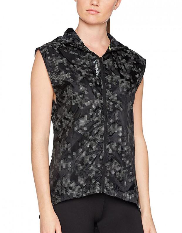 REEBOK Osr Woven Vest Black