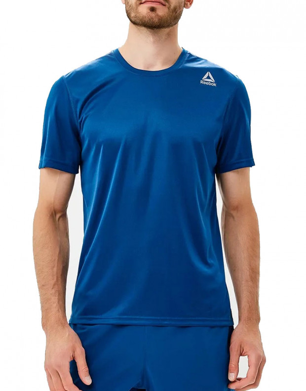 REEBOK T-Shirt Run Short Sleeve Tee