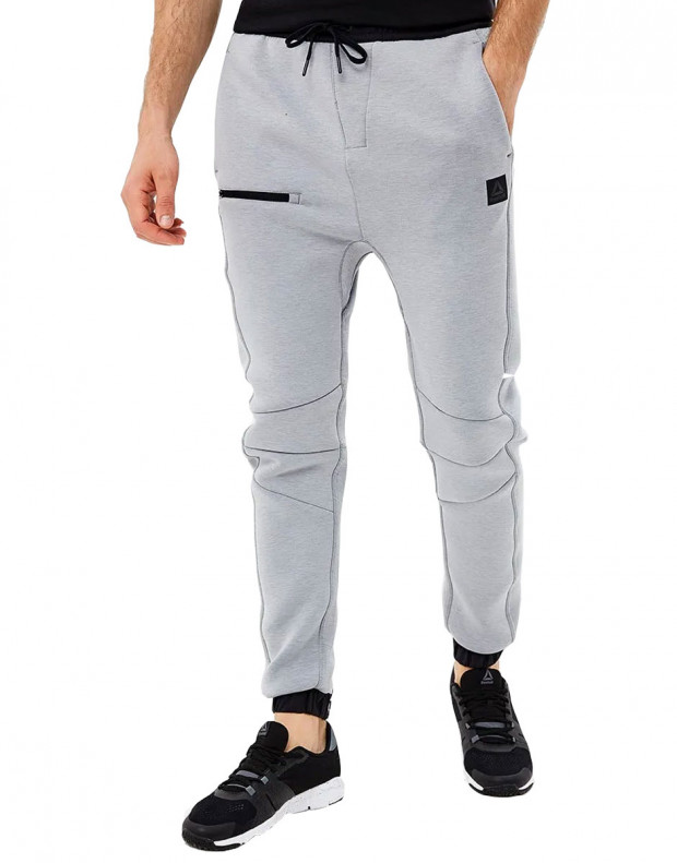 REEBOK Training Supply Jogger Grey