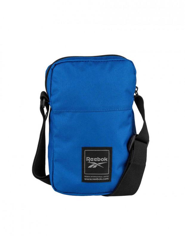 REEBOK Workout Ready City Bag Blue