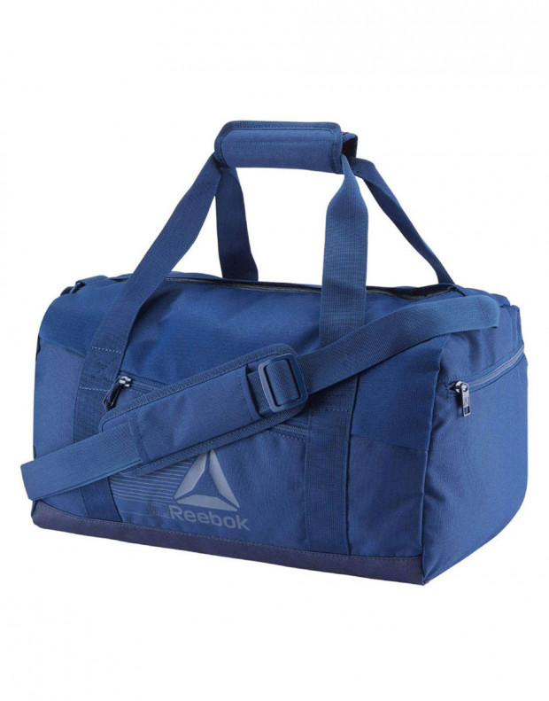 REEBOK Act Fon S Grip Duffel Bag Blue
