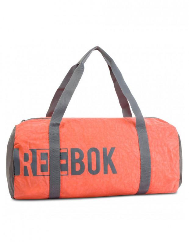 REEBOK Foundation Cylinder Bag Orange