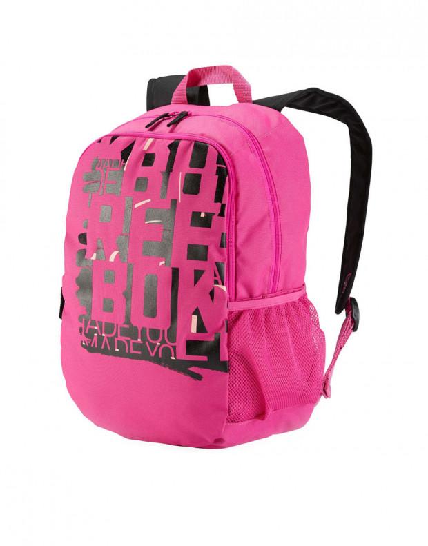 REEBOK Kids Foundation Backpack Pink