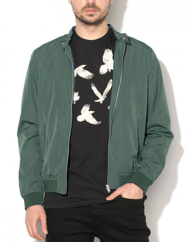 SELECTED Bomber Jacket Green