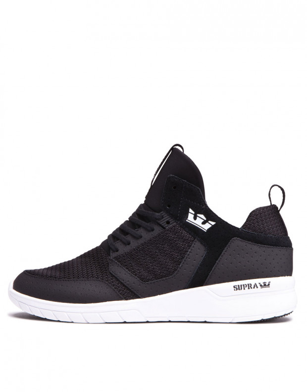 SUPRA Method Black & White