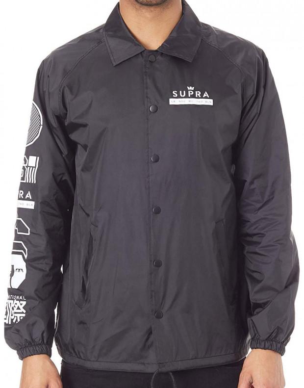 SUPRA Nexus Coach Jacket Black