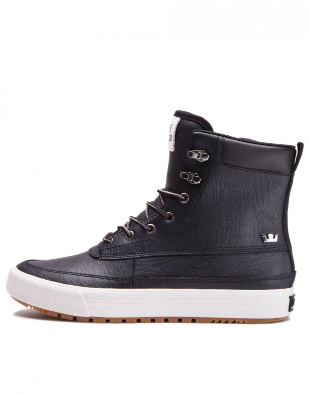 SUPRA Oakwood Black