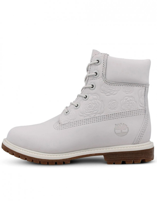 TIMBERLAND 6-Inch Premium Waterproof Boots Floral