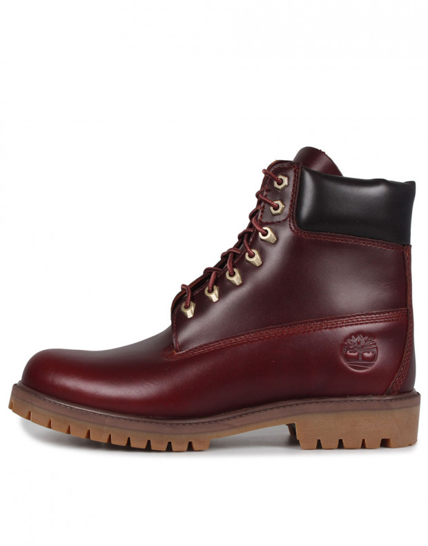 TIMBERLAND 6-Inch Premium Boots Red