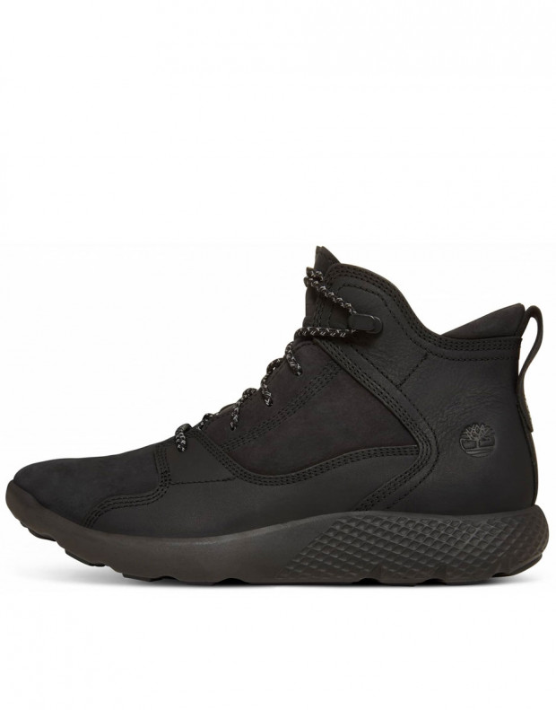 TIMBERLAND Flyroam Leather Hike All Black K