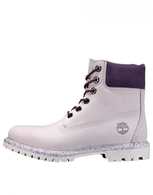 TIMBERLAND 6-Inch Premium Waterproof Boot Ice Cream