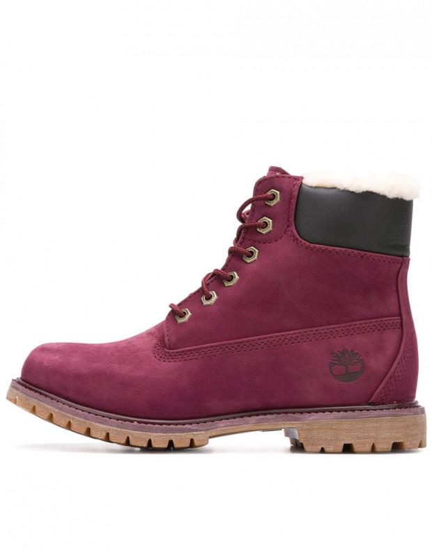 TIMBERLAND 6-inch Premium Boots Bordo
