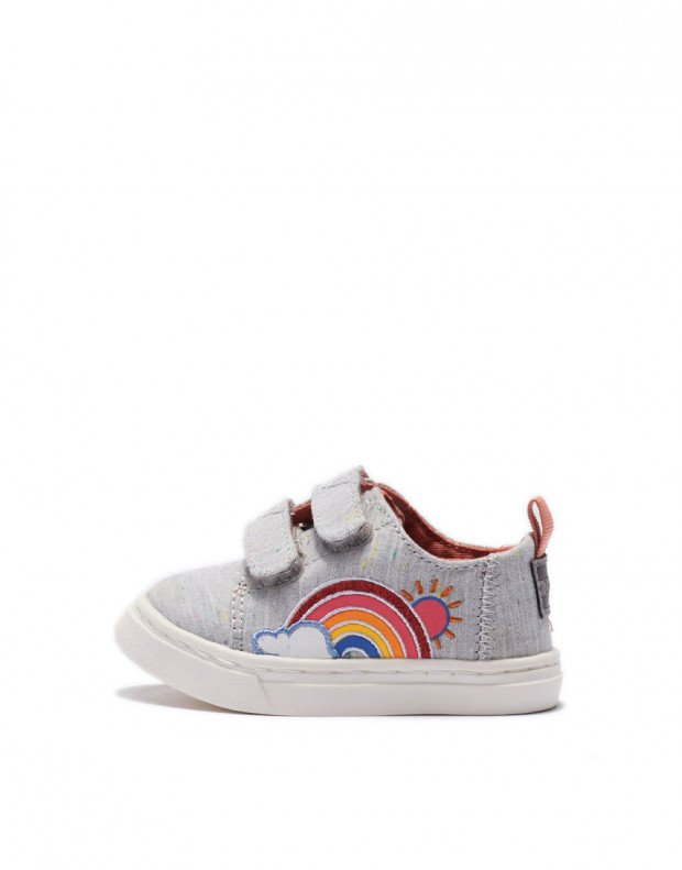 TOMS Multi Drizzly Weather Grey