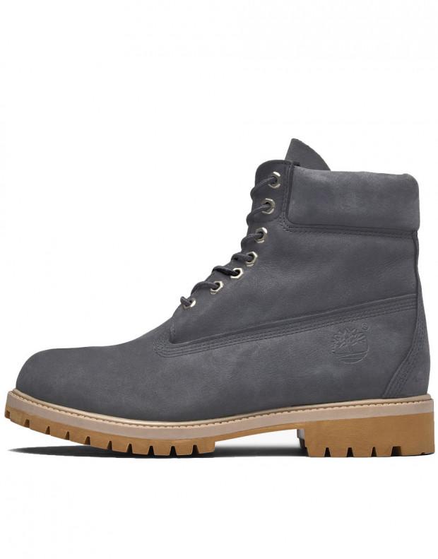 TIMBERLAND 6-Inch Premium Waterproof Boot Grey