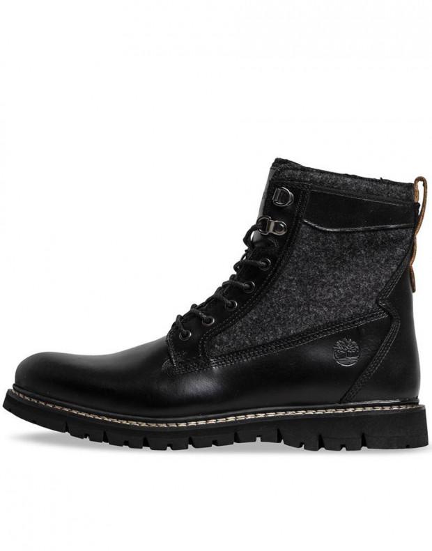 TIMBERLAND Britton Hill 6-Inch Winter Boot Black