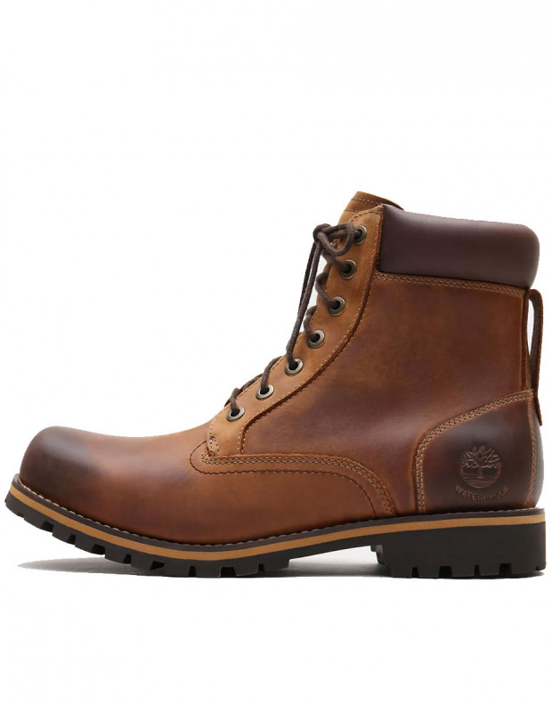 TIMBERLAND Rugged 6-Inch Waterproof Boots