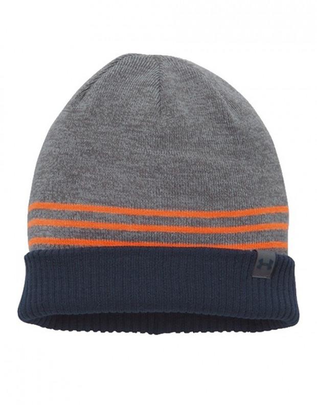 UNDER ARMOUR 4-in-1 Beanie Hat Grey