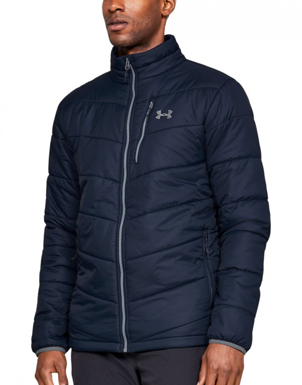 UNDER ARMOUR Cgi Thermal Jacket Navy