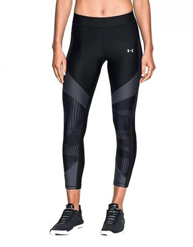 UNDER ARMOUR Color Blocked Legging All Black