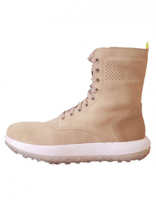 UNDER ARMOUR Fat Tire Boots Beige