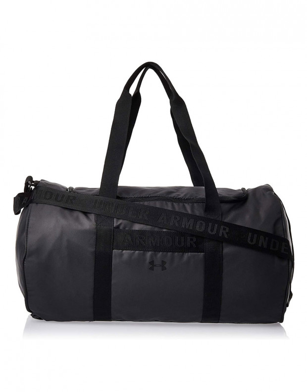 UNDER ARMOUR Favorite Duffle All Black