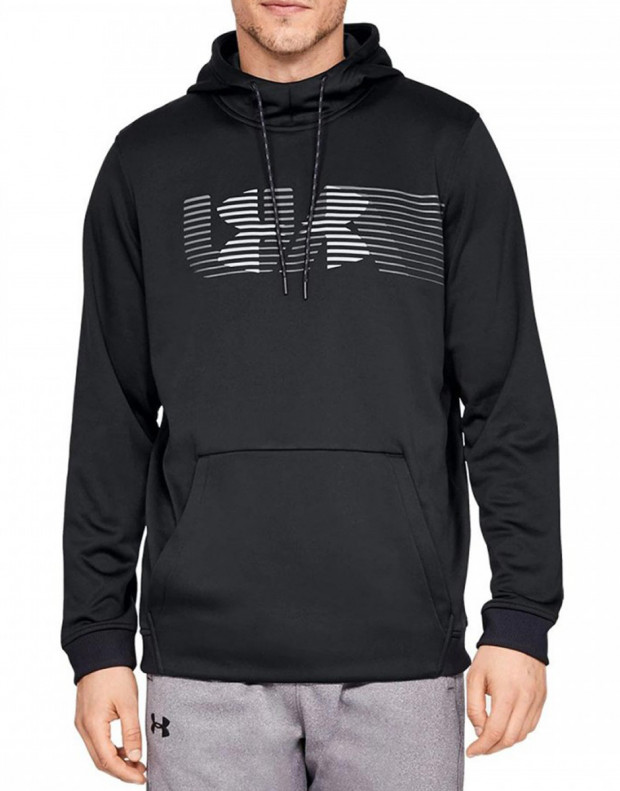 UNDER ARMOUR Fleece Spectrum Black