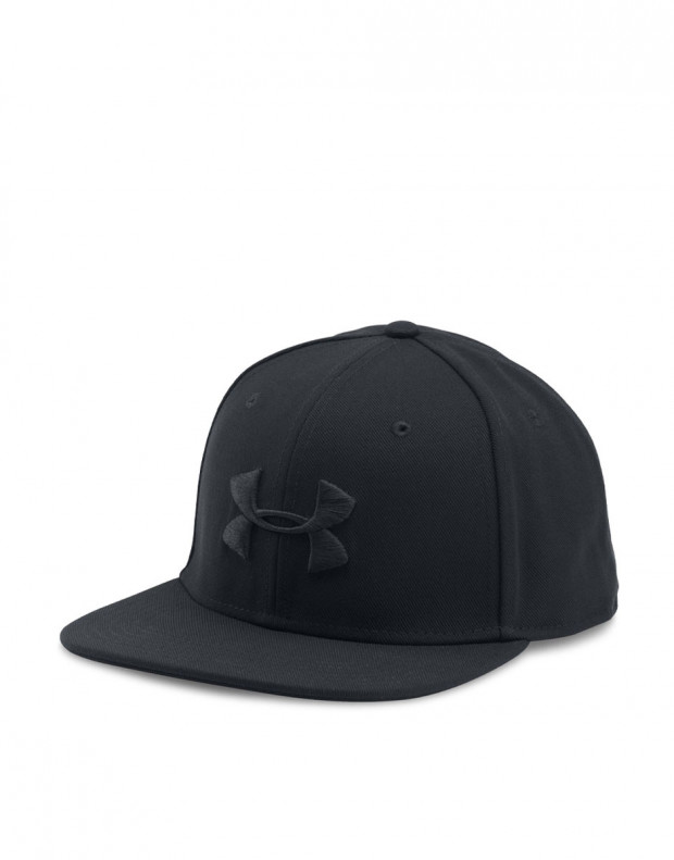 UNDER ARMOUR Huddle Snap Black