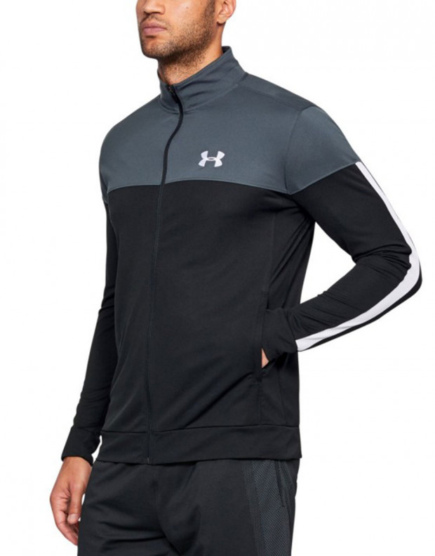 UNDER ARMOUR Sportstyle Pique Grey