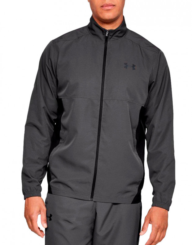 UNDER ARMOUR Sportstyle Woven Jacket Grey