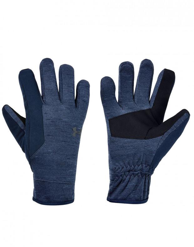 UNDER ARMOUR Storm Gloves Navy