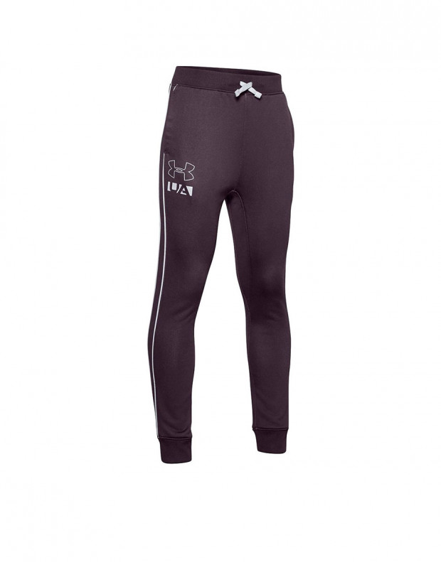 UNDER ARMOUR Tech Terry Joggers Purple