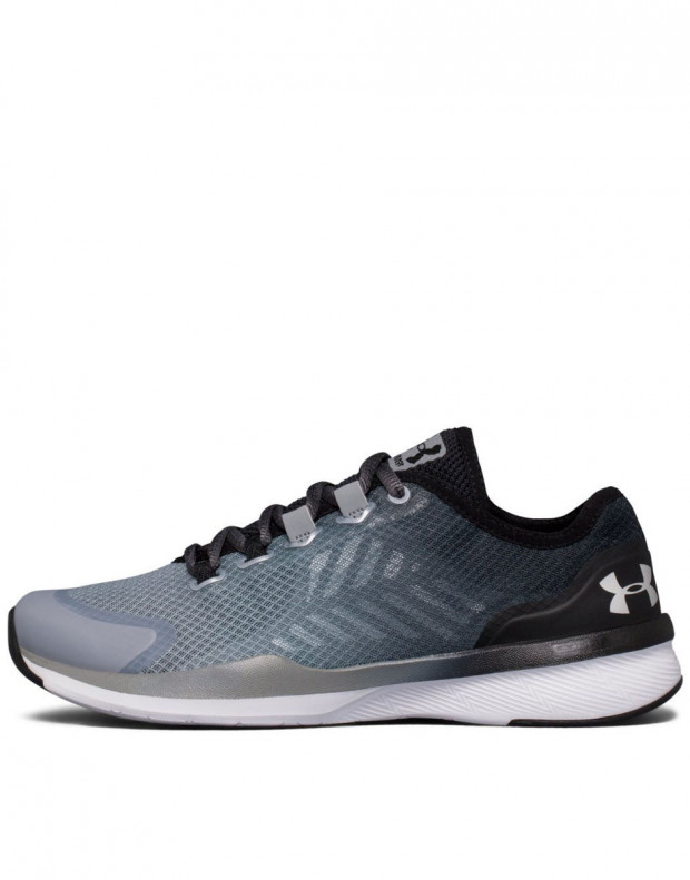 UNDER ARMOUR W Charged Push Traning Grey